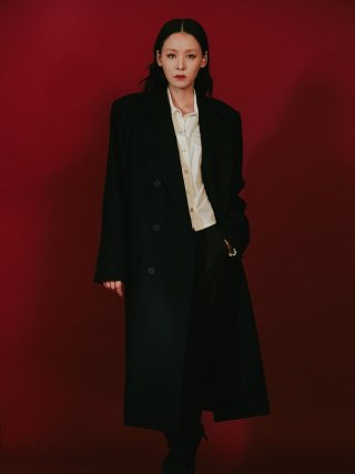 룬케이브(lunecave) 19 F/W WOOL COAT WOMEN