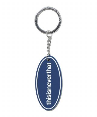 디스이즈네버댓(thisisneverthat) NEW SPORT Key Tag Navy