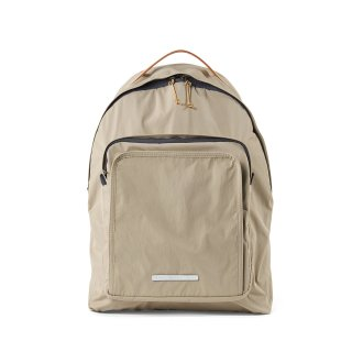 로우로우(rawrow) PEN BACKPACK 461 BEIGE