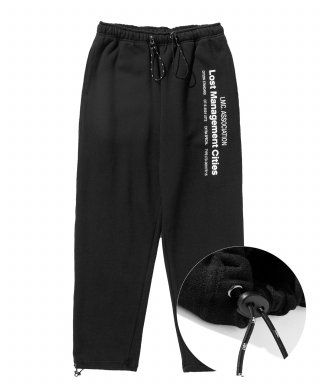 엘엠씨(lmc) LMC MIL SWEAT PANTS black