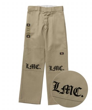 엘엠씨(lmc) LMC RMK DOUBLE KNEE PANTS khaki