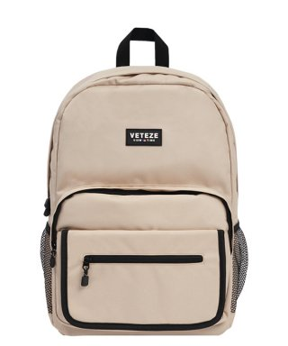 베테제(veteze) Signature Backpack (beige)