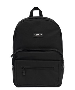 베테제(veteze) Signature Backpack (black)