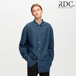 알디씨(rdc) RDC MIDDLE COLOR DENIM SHIRTS