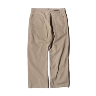 샌드파이퍼(sandpiper) STONE WASHED COTTON PANTS BEIGE