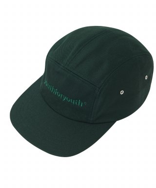 유스포유스(youthforyouth) basic logo campcap (green)