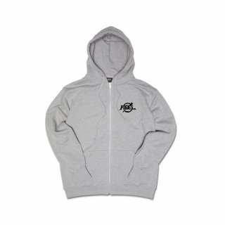 필이너프(feelenuff) [FEELXZERO] FULL-ZIP (GRAY)