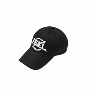 필이너프(feelenuff) [FEELXZERO] BALL CAP (BLACK)