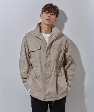 에이본(theabon) SD bio whshing jacket beige