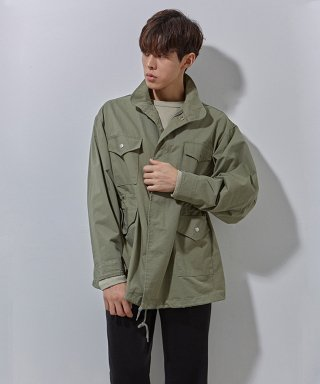 에이본(theabon) SD bio whshing jacket khaki