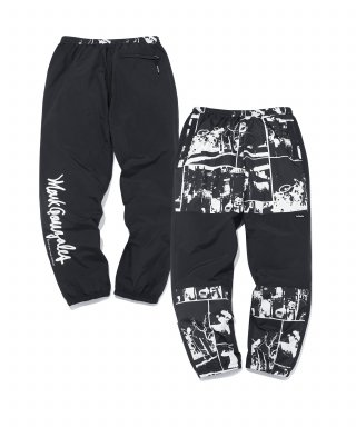 마크 곤잘레스(markgonzales) M/G SIDE LOGO STORM PANTS ETC