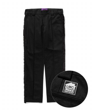 엘엠씨(lmc) LMC x FUZZ MARCHING BAND PANTS black