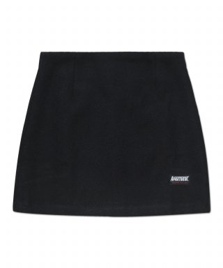 아파트먼트(apartment) (W) FAIR LOVE SKIRT - BLACK