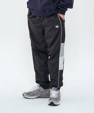 브라운브레스(brownbreath) TAG TRAINING PANTS - BLACK
