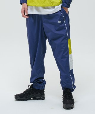 브라운브레스(brownbreath) TAG TRAINING PANTS - NAVY