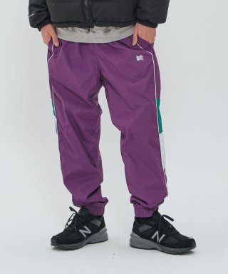 브라운브레스(brownbreath) TAG TRAINING PANTS - PURPLE