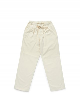 빅유니온(bigunion) Warm Tone Easy Pants / Off White