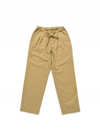 빅유니온(bigunion) Warm Tone Easy Pants / Beige