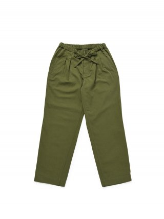 빅유니온(bigunion) Warm Tone Easy Pants / Olive