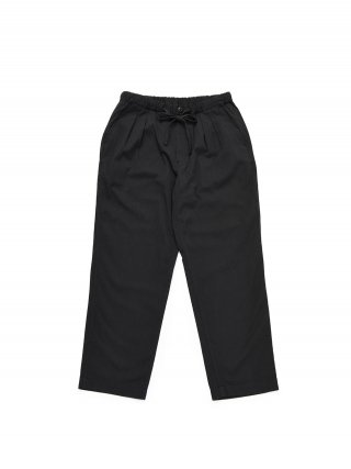 빅유니온(bigunion) Warm Tone Easy Pants / Black
