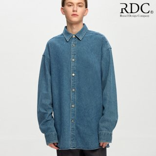 알디씨(rdc) RDC LIGHT COLOR DENIM SHIRTS