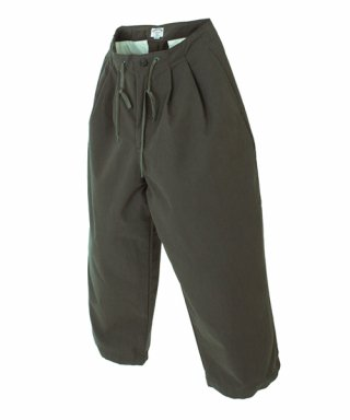 아웃스탠딩(outstanding) WIDE COMFORT PANTS [KHAKI]