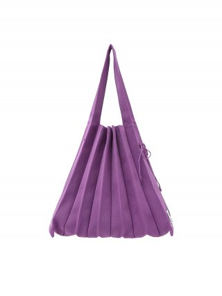 조셉앤스테이시(josephstacey) Lucky Pleats Knit L Mauve