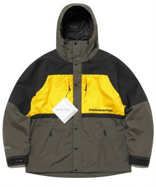 디스이즈네버댓(thisisneverthat) GORE-TEX® INFINIUM™ Explorer jacket Grey