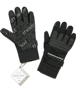 디스이즈네버댓(thisisneverthat) GORE-TEX® INFINIUM™ Gloves Black