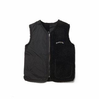 어피스오브케이크(apoc) SCC Reversible Vest_Black