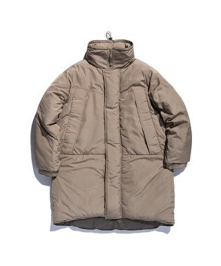 에스피오나지(espionage) Warren PCU Level 7 Monster Parka Tan