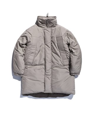 에스피오나지(espionage) Warren PCU Level 7 Monster Parka Grey Olive