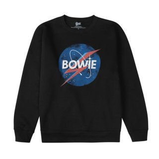 브라바도(bravado) DB SPACE TRAVEL SWEATSHIRT BK (BRENT1921)