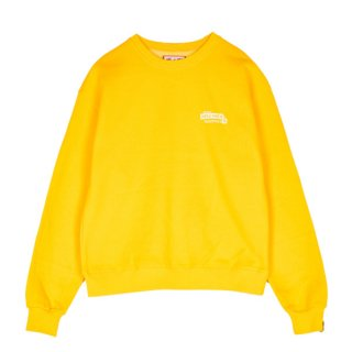 헬븐(hellvn) Tape Hlv SweatShirt (SHHHV-6014) - Yellow