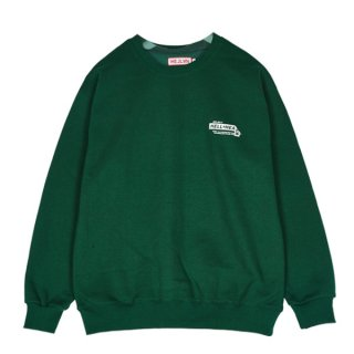 헬븐(hellvn) Tape Hlv SweatShirt (SHHHV-6014) - Green