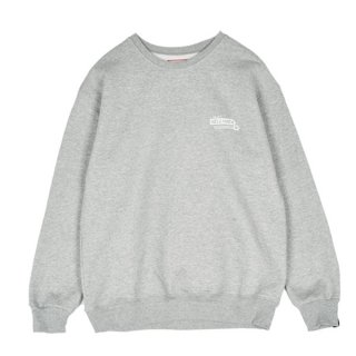 헬븐(hellvn) Tape Hlv SweatShirt (SHHHV-6014) - Grey