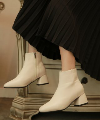 리플라(lifla) 19B515 cream ankle