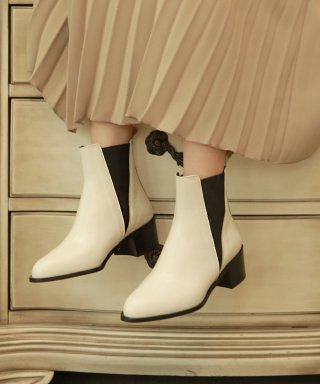 리플라(lifla) 19B410 cream ankle