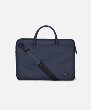 스위치(sweetch) DOUBLE SLIM BRIEFCASE Navy