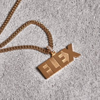 프루와(froid) FLEX GOLD Necklace Type1
