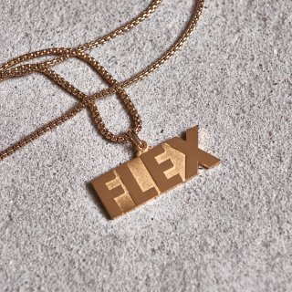 프루와(froid) FLEX GOLD Necklace Type3