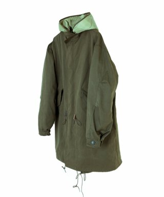 아웃스탠딩(outstanding) 19FW FISHTAIL PARKA [OLIVE GREEN]