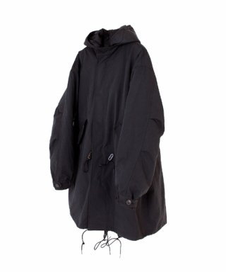 아웃스탠딩(outstanding) 19FW FISHTAIL PARKA [BLACK]