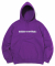 T-Logo Hooded Sweatshirt Purple (002)