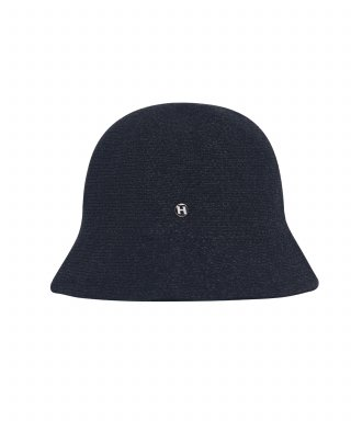 하이스쿨디스코(highschooldisco) BADGE BUCKET HAT_BLACK