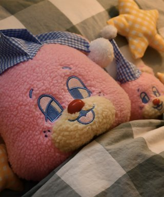 네온문(neonmoon) SLEEPY WORLD Big Teddy Plush