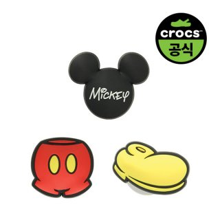 크록스(crocs) MICKEY MOUSE 3 PACK