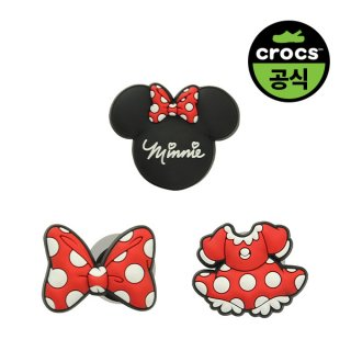 크록스(crocs) MINNIE MOUSE 3 PACK