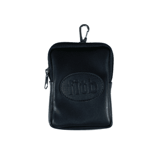필인더블랭크(fillintheblank) fitb Logo Pocket Pouch (BK)