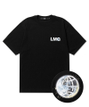 LMC 5th ANNIV RETRO MOON TEE black